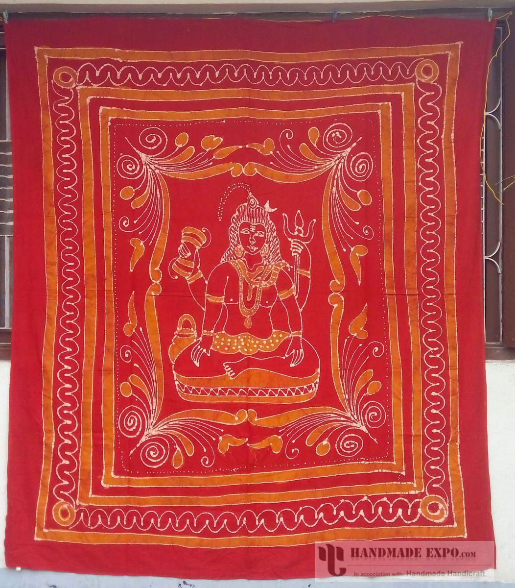 Handmade bed sheets design - Shiva Design Bed Sheet Handmade Handicraft Bed Sheets Bed Sheets Shiva Design Bed Sheet Cotton