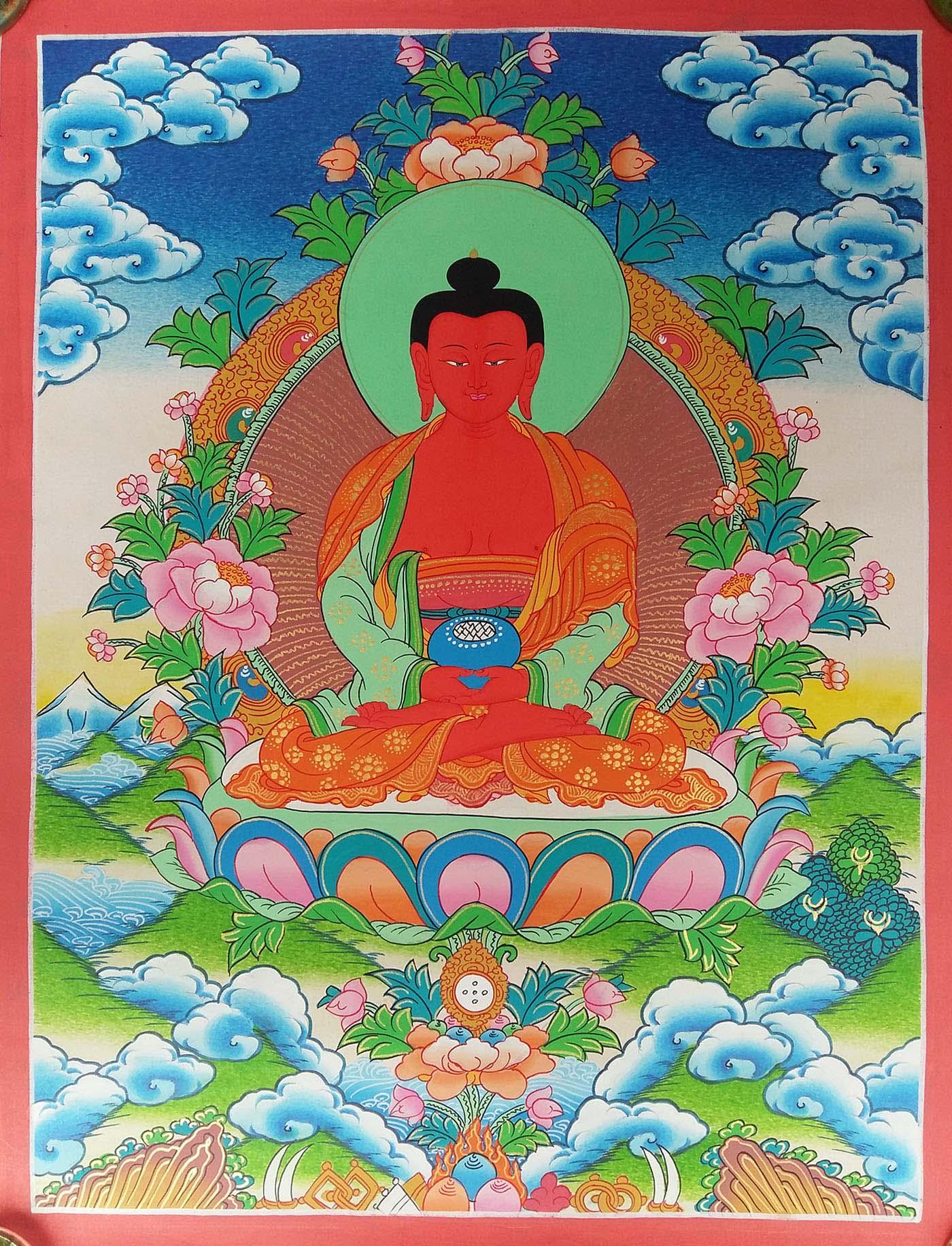 Amitabha Buddha Tibetan