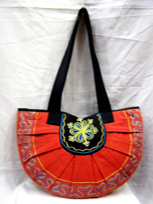 COTTON BAGS , shopping Bag :: Handmade Handicraft