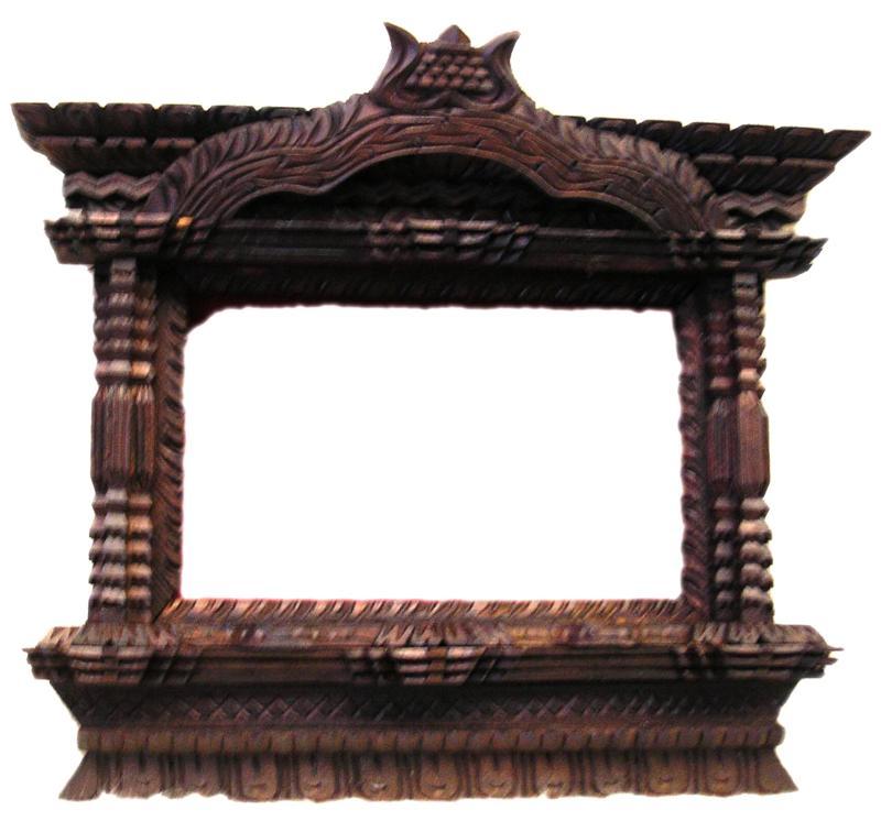 Wooden Craft Pen Prayer Wheel Wooden Wall Hangings Windows