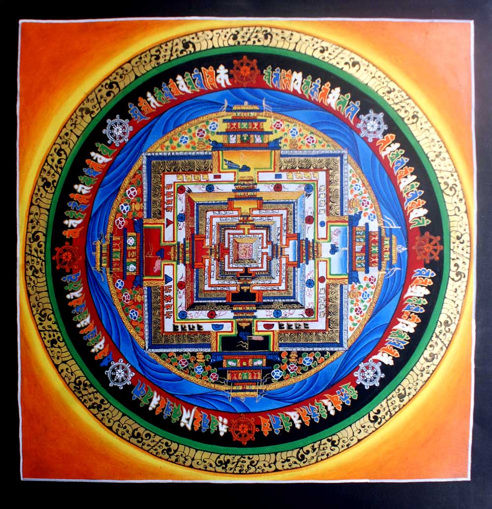 Image result for kalachakra mandala