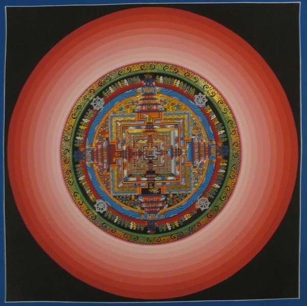 Kalachakra Mandala-20202