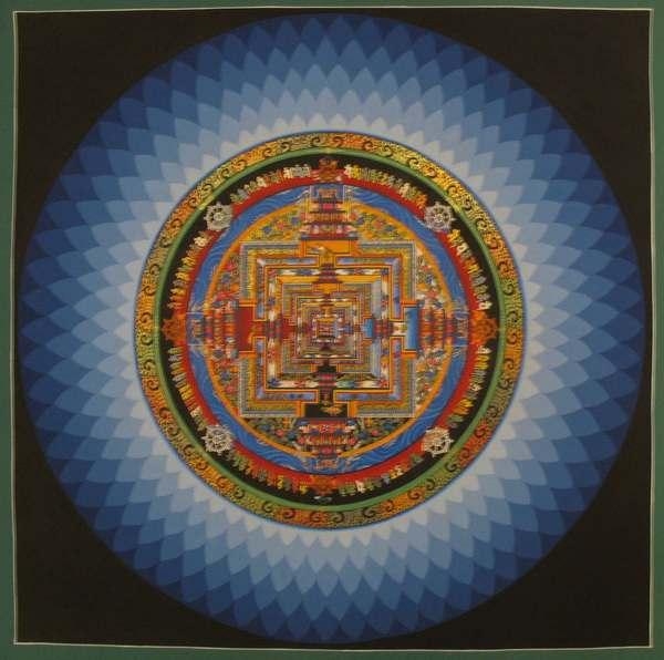 Kalachakra Mandala-20455